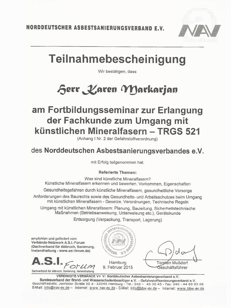 MNK-ABBRUCH-Astbestsanierungsverband